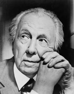 建築家フランク・ロイド・ライト
