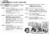 県産材こどもの城づくり2009チラシ(裏)