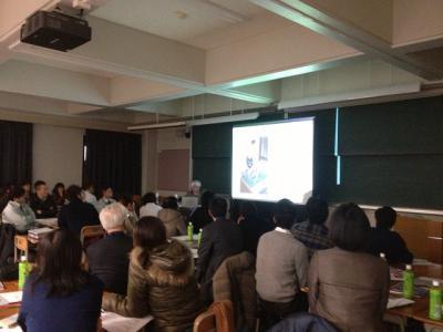 田村先生の講演