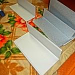 ガルバリウム鋼板 L型加工金物