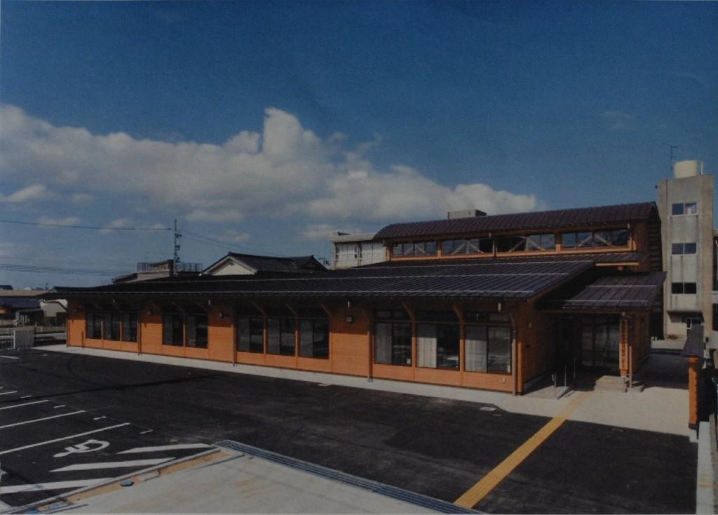 魚津市立すずめ児童センター