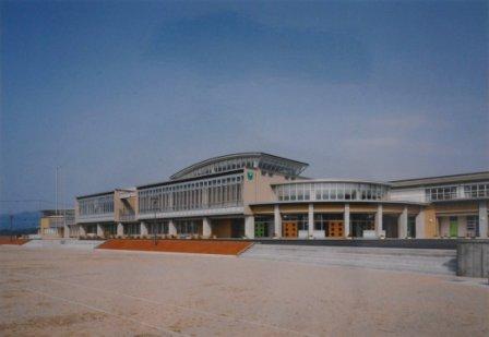 黒部市立宇奈月小学校
