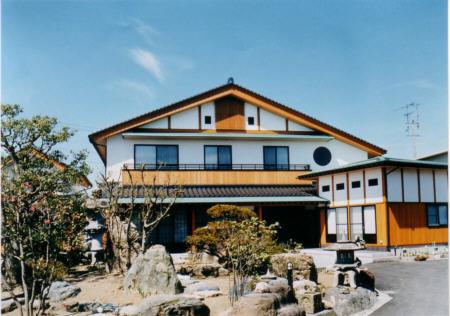 原風景を遺した ギャラリーのある家