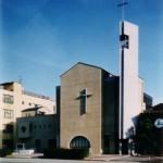 日本キリスト教団 富山二番町教会
