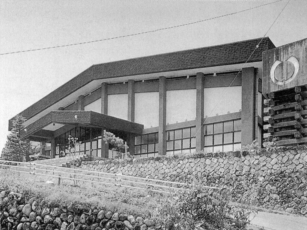 八尾町立社会福祉体育館
