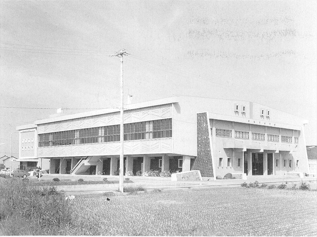 砺波市体育館及び福祉会館
