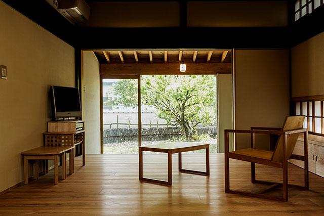 津幡江の家