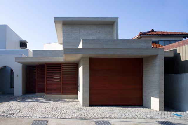木津の家(外観)